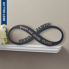 Personalized Infinity Sign