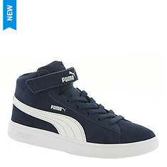 PUMA Smash V2 Mid V PS (Boys' Toddler-Youth)