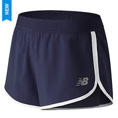 New Balance Women's Accelerate 2in1 Train Short