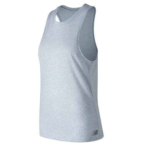 New Balance Women's HeatherTech Train Tank