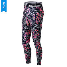 dbf86b280506 New Balance Women s Printed Color Block Accelerate Tight 2.0