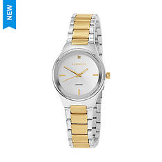 Caravelle Women's Two-Tone Watch