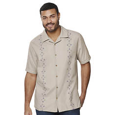 Men's Embroidered Shirt
