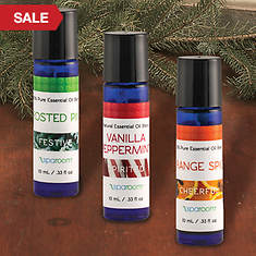 Essential Oil Set-Seasonal