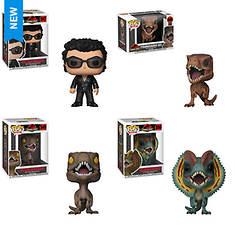Jurassic Park Collectors Set