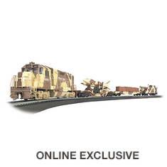 Bachmann Strike Force Electric Train Set