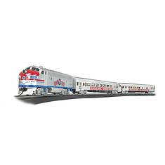 Bachmann Greatest Show Electric Train Set