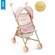 Little Diva Doll Stroller