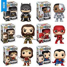 DC Justice League Collectors Set