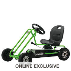 Lightning Ride-On Pedal Go-Kart
