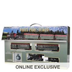 Bachmann Yukon Passenger Electric Train Set