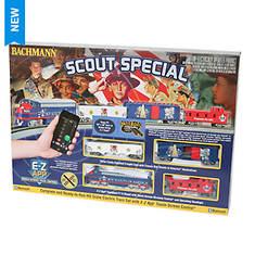 Bachmann Boy Scouts Electric Train Set