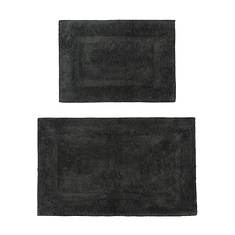 2-Piece Cotton Rug Set