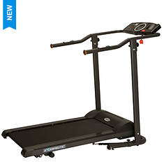 Exerpeutic High-Capacity Walk-to-Fit Electric Treadmill