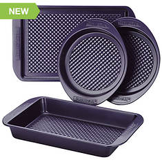 Farberware 4-Piece Nonstick Bakeware Set