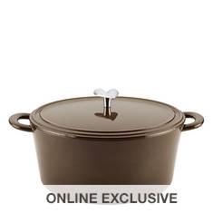 Ayesha Curry 6-Quart Cast Iron Enamel Dutch Oven