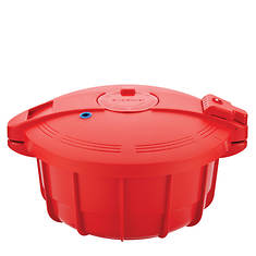 Silverstone 3.4-Qt Microwaveable Pressure Cooker