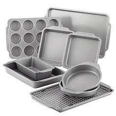 Farberware 10-Piece Nonstick Bakeware Set