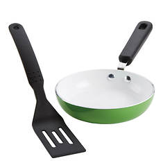 Silverstone Nonstick Mini Skillet and Turner Set