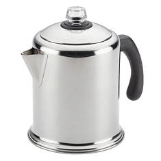 Farberware 12-Cup Steel Coffee Percolator