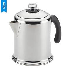 Farberware 12-Cup Steel Coffee Percolator