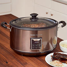 Presto® Indoor Electric Smoker/Slow Cooker