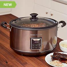 Presto® Indoor Electric Smoker/Slow Cooker