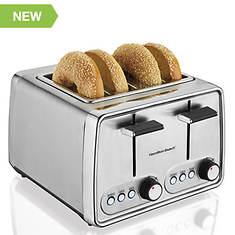 Hamilton Beach 4-Slice Toaster