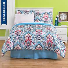 Davis 8-Pc. Reversible Comforter Set