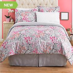 Ming 8-Pc. Reversible Comforter Set