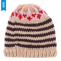 Free People Women's Tullamore Stripe Beanie