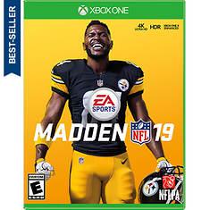 Xbox ONE Madden NFL 19