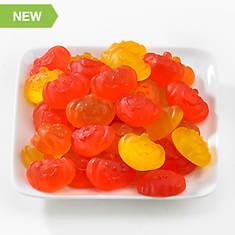 Halloween Snackin' Favorites - Gummi Pumpkins