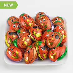 Halloween Snackin' Favorites - Chocolate Pumpkins
