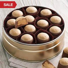 Sweet Delights Tins - Peanut Butter Buckeyes