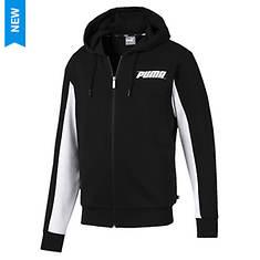 PUMA Men's Rebel Hooded Jacket TR