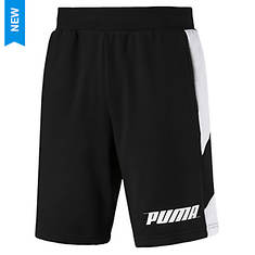 PUMA Men's Rebel Shorts 9 TR