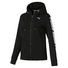 PUMA Women's Modern Sports Hooded Jacket