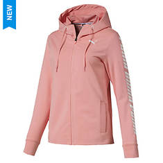 PUMA Women's Modern Sports Hooded Jacket