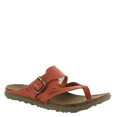 Merrell Around Town Luxe Buckle Thong (Women's)