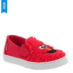 TOMS Sesame Street Elmo Luca Tiny (Kids Infant-Toddler)