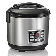 Hamilton Beach 20-Cup Digital Rice Cooker