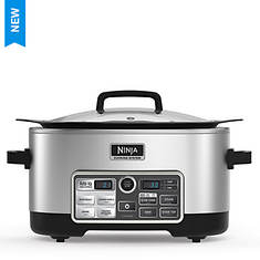 Ninja 6-Quart Cooking System with Auto-iQ