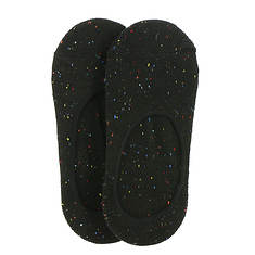 Steve Madden Women's SM35116A 2PK Speckled Footies