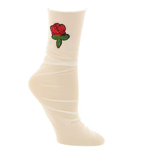 Steve Madden Women's SM39450A 1PK Sheer Slouchy Anklet