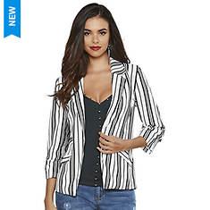 Bold Stripe Blazer