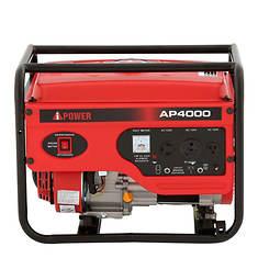 4000-Watt Gas Generator
