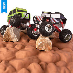 Rock Crawler Action Set with Case