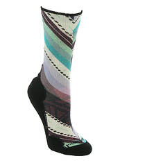 Smartwool Women's PhD Outdoor Light Print Crew Socks