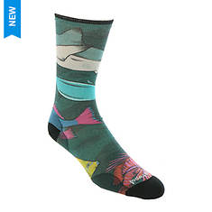 Smartwool Men's Curated Something's Fishy Crew Socks
